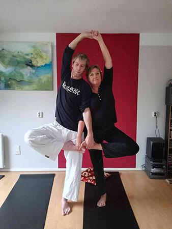 la Salamandre - Baillestavy Frankrijk :Aiki Yoga voor volwassenen|aikiyoga-anita-jeroen