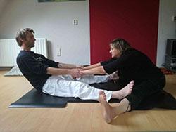 la Salamandre - Baillestavy Frankrijk :Aiki Yoga voor volwassenen|sfeer: aikioga-upavistha