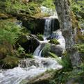 la Salamandre - Baillestavy Frankrijk :Het dorp Baillestavy|waterval