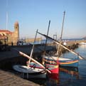 la Salamandre - Baillestavy Frankrijk : Collioure