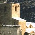 la Salamandre - Baillestavy Frankrijk :|kerk la Tour