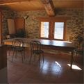la Salamandre - Baillestavy Frankrijk :De accommodatie|Gite woonkamer
