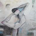 la Salamandre - Baillestavy Frankrijk :Workshop Meditatief  Schilderen|yogasana